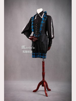 Classical Puppets Master's-Blue Rose Suit