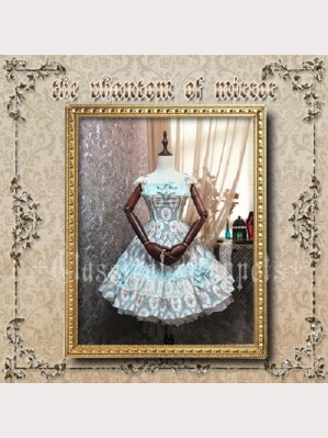 Classical Puppets The Phantom Of Mirror Dress