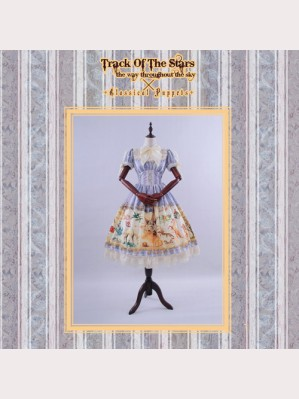 Classical Puppets Track Of The Stars Magic Beast Dress OP