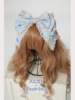 Classical Puppets Alice In Wonderland Rabbit Headbow