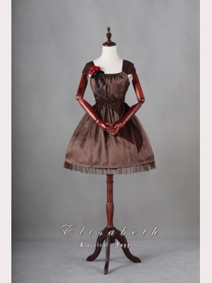 Classical Puppets Elisabeth Elegy Dress JSK