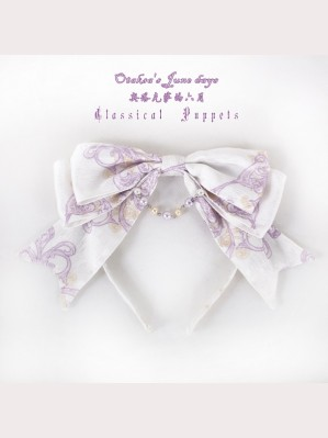 Classical Puppets Otaksa's June Days Headbow