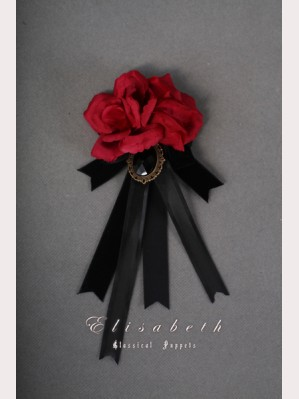 Classical Puppets Elisabeth brooch