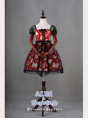 Classical Puppets Alice In Wonderland Rabbit Dress (Special Edition)