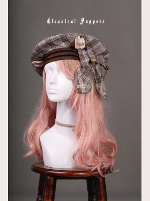 Classical Puppets Cat Series Scottish Kitty Berre Hat
