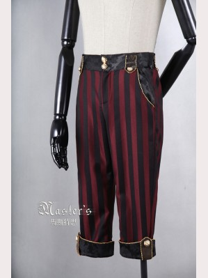 Classical Puppets Master's-Gules Phtinia Pants