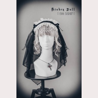 Classical Puppets Broken Doll Evil Sister Mantilla (Short)