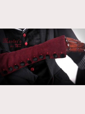 Classical Puppets Master's-Mr.Bone Fingerless Gloves