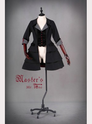 Classical Puppets Master's-Mr.Bone Long Coat