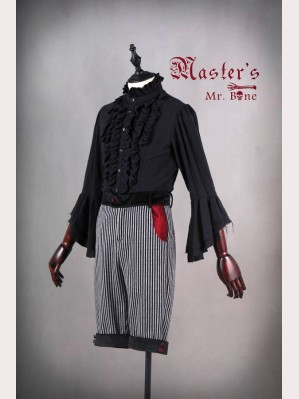 Classical Puppets Master's-Mr.Bone Middle Pants