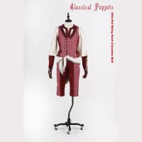 Classical Puppets Little Red Riding Hood & Grandma Wolf Waistcoat