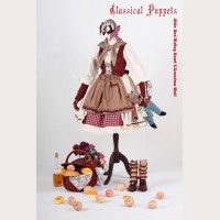 Classical Puppets Little Red Riding Hood & Grandma Wolf Suit (Fullset)