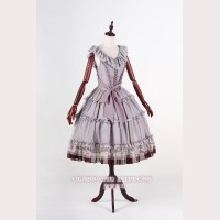 Classical Puppets Royal Carousel Sleeveless Dress