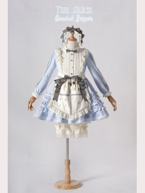 Classical Puppets The Alice Children's Set (4pc)