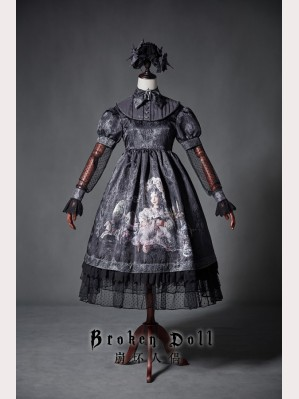 Classical Puppets The Broken Doll Full set Suit