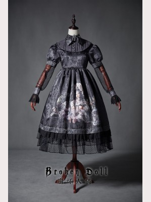 Classical Puppets The Broken Doll Dress OP