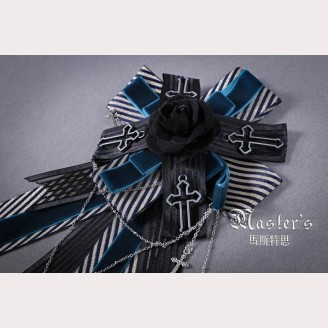 Classical Puppets Master's-Blue Rose Cross Medal