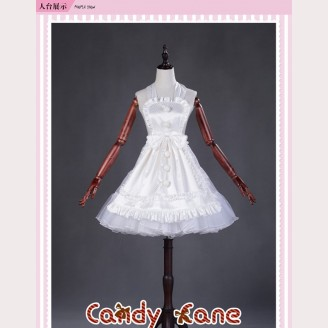 Classical Puppets Candy Cane Apron