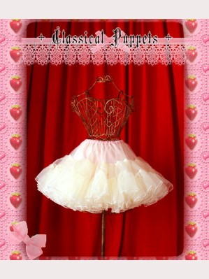 Classical Puppets petticoat special edition