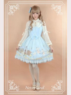 Souffle Song Angel Serenade Lolita Dress JSK
