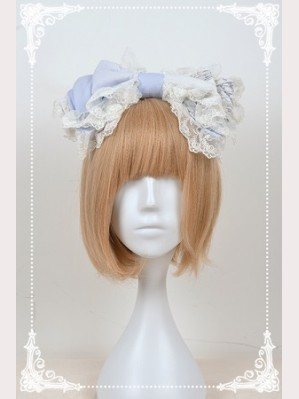 Souffle Song Angel's Feather Lolita Headbow