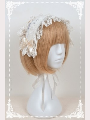 Souffle Song Angel's Feather Lolita Headdress
