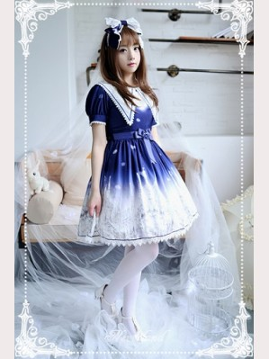 Souffle Song Angel's Feather Lolita Dress OP