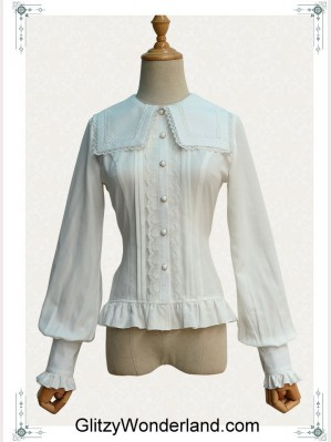 Lolita Sailor Collar Blouse (BS 19)