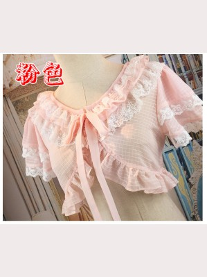 Lolita Short Sleeves Bolero (BS 21)