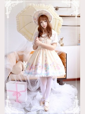 Souffle Song Candy Paradise Lolita Dress JSK