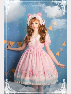 Souffle Song Candy Paradise Lolita Dress OP