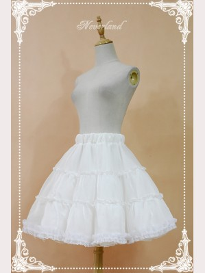 Souffle Song Layered Tutu Petticoat