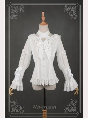 Souffle Song Christine Lolita Blouse