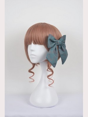 Souffle Song Clock Fairy Lolita Hairclip