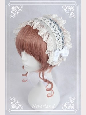 Souffle Song Clock Gears Lolita Headdress