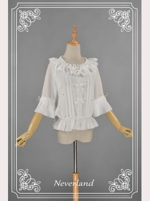 Souffle Song Cool Summer Lolita Blouse
