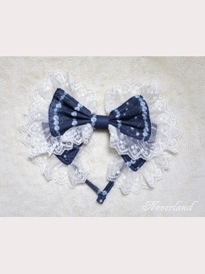 Souffle Song Crystal Palace Lolita Headbow