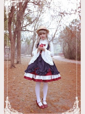Souffle Song Cure Princess Lolita Dress JSK
