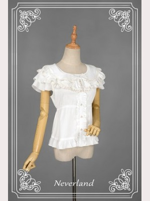 Souffle Song Girl Generation Lolita Blouse