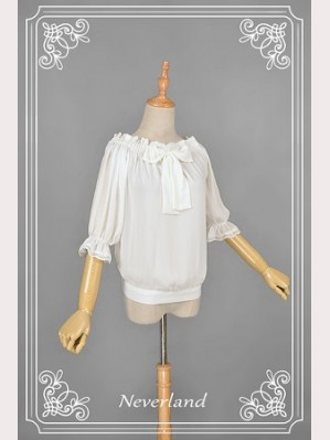 Souffle Song Golden Berry Lolita Blouse