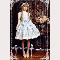 Souffle Song Guardian Of Time Space Lolita Dress JSK