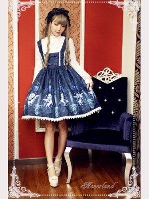 Souffle Song Guardian of Time Space Lolita Dress JSK - Design 2
