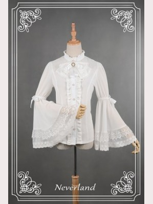 Souffle Song Ice Prism Lolita Blouse