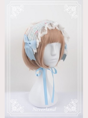 Souffle Song Japanese Fortune Cat Lolita Headdress
