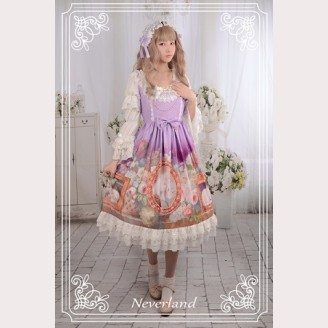 Souffle Song Kitty Courtyard Lolita Headdress