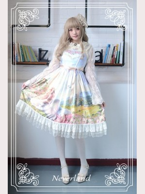Souffle Song Lark Song Lolita Dress JSK
