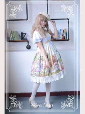 Souffle Song Lark Song Lolita Dress OP