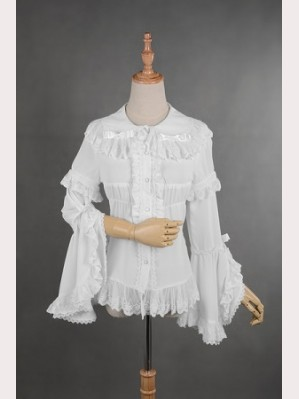 Souffle Song Madeleine Lolita Blouse