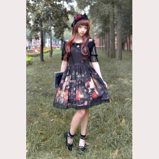 Souffle Song Choosing Lolita Dress JSK
