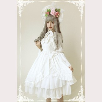 Souffle Song Mermaid's Tears Lolita Dress JSK